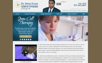 Dr. Brian Evans Plastic Surgery